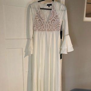 New lulus white dress